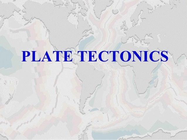 Plate tectonics Essay | Essay
