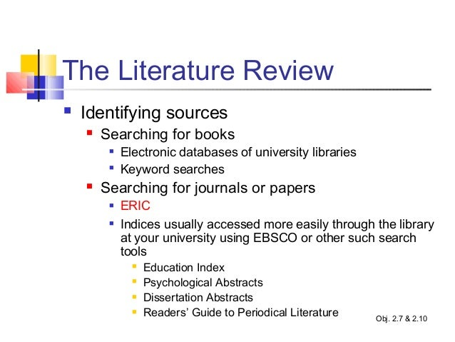 literature review on external sources of recruitment Critiquing sources found have you clearly (and logically) ordered and sorted the research, focusing on themes or ideas rather than the authors does the review move from broader concepts to a more specific focus.