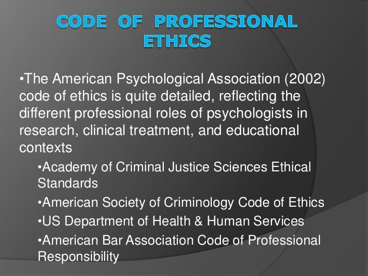 criminal justice ethics in the u s Features – criminal justice ethics sources on the and justice under the aegis of the bureau of justice assistance, us department criminal justice ethics.