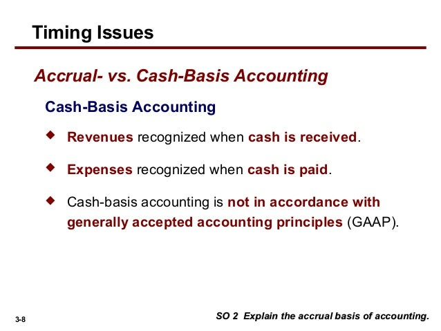 cash basis vs accrual basis accounting Cash basis vs accrual basis of accounting, we all have heard about the cash basis & accrual basis of accounting, but here we will do a detailed analysis of.