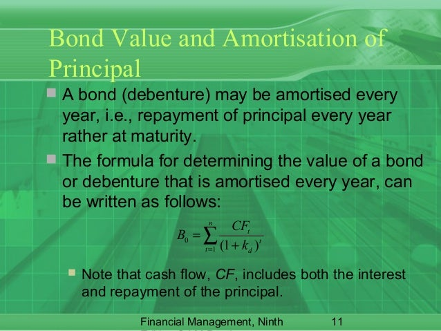 valuation of bonds 41 3 valuation of bonds and stock objectives: after reading his chapter, you will 1 understand the role of bonds in financial markets 2 distinguish between different types of bonds, such as zero-coupon, perpetual, discount,.