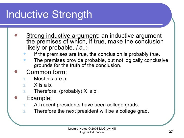 Ch03 Basic Logicalconcepts