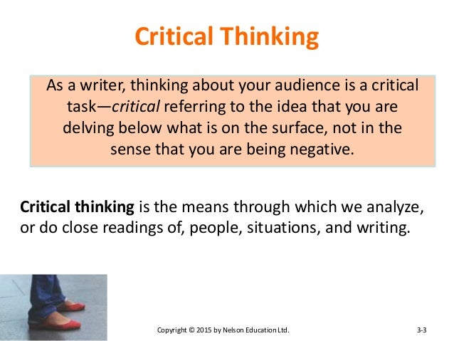 Critical Reading: What is It?