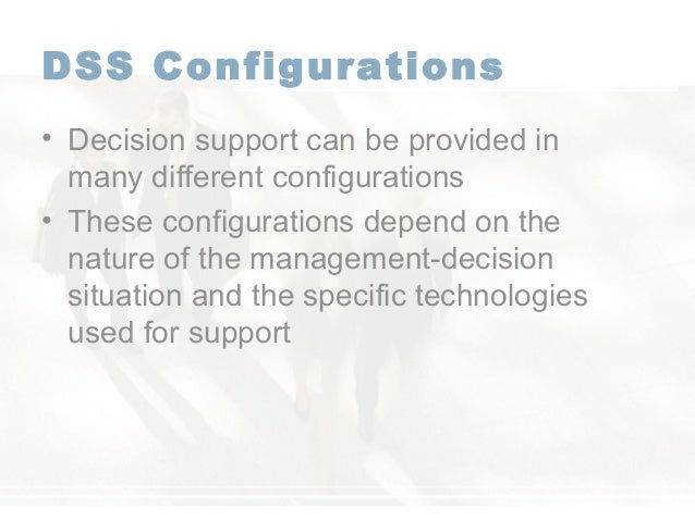 MIS - Decision Support System