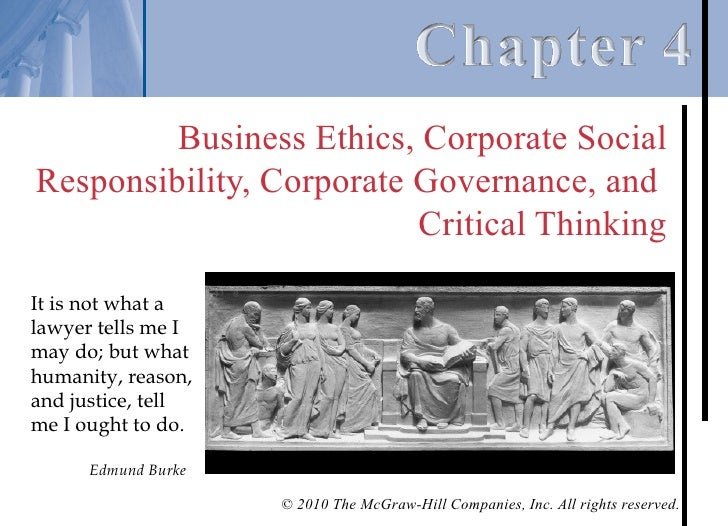 critical analysis of corporate social responsibility A 360 degree analysis of corporate  social responsibility (csr) mandate of the new companies act,.