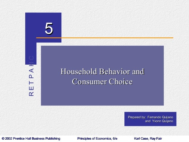 consumer behavior principles and the economy 10 principles of economics from wikiversity jump to: the less we can spend on consumer goods (butter) [by offering rewards to people who change their behavior.