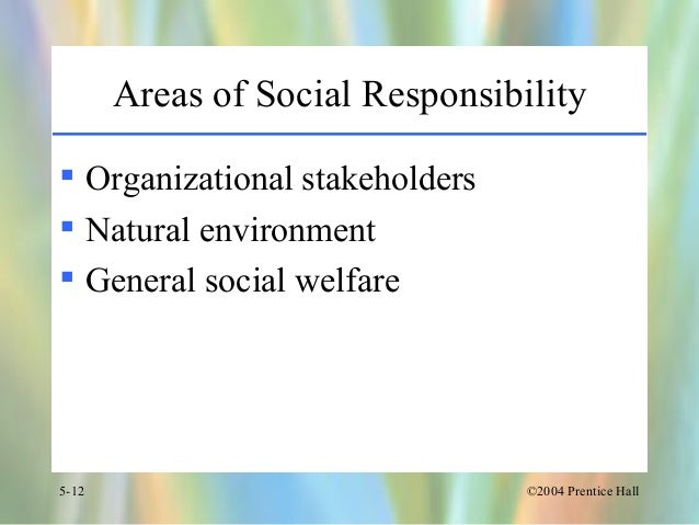 stances of social responsibility An stance to social responsibility involves doing as little as possible and may from busa 2106 at gordon ga.