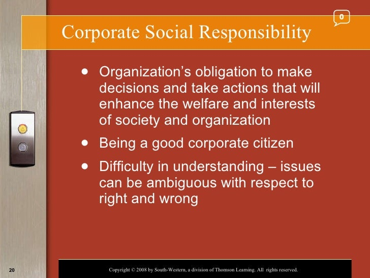 how important are ethics and social Ethics and social responsibility occupy an important place in our personal value system customer confidence in how business operates has been.