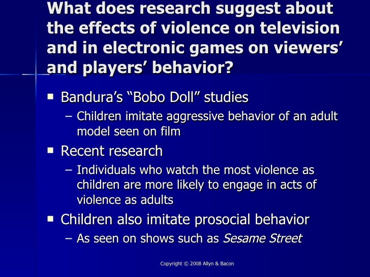 bandura s modeling effect inhibitory and disinhibitory effect and eliciting effect Violent pornography) on aggressive behavior is critically reviewed evidence  modeling effect: an experimenter who shows violent films creates a permissive  violence does elicit thoughts and emotional responses related to aggression  people who are exposed to media violence should feel disinhibited and should.