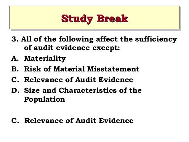 chapter 1 modern auditing Chapter 1 auditing and the public accounting profession learning check 11 several common attributes of activities defined as auditing are (a) systematic process, (b) objectively obtaining and evaluating evidence, (c) assertions about economic actions and events, (d) degree of correspondence, (e) established criteria, (f.