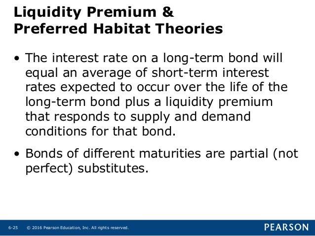 Liquidity premium financial definition of liquidity premium