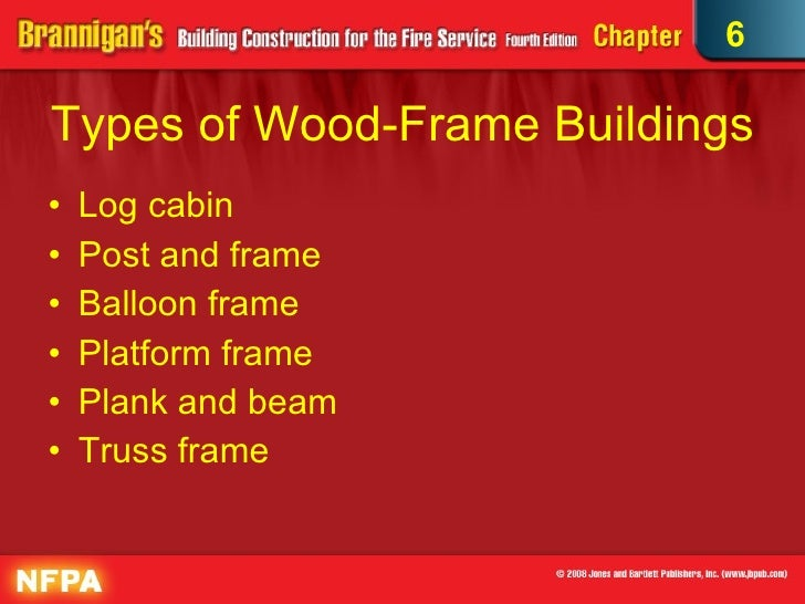 Ch 06 Wood Frame Construction