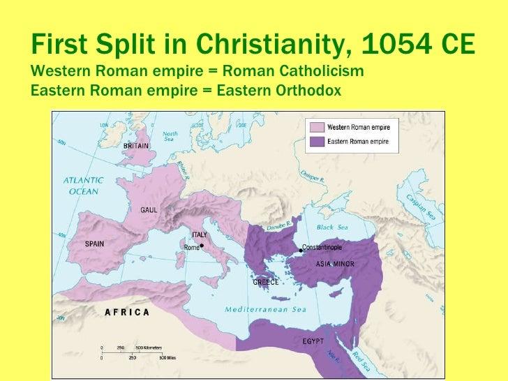 Roman Catholic vs. Eastern Orthodox