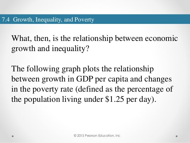 inequality poverty and growth where do we stand in this relationship