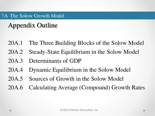 explain how the solow growth model Please like my facebook page:   the first tutorial in my series on the solow growth model please like.