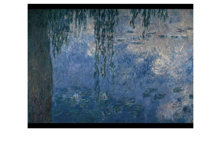 claude monet formal elements Claude monet - water  style, subject matter, content and context are all terms that can seem confusing or intimidating to  formal elements and.