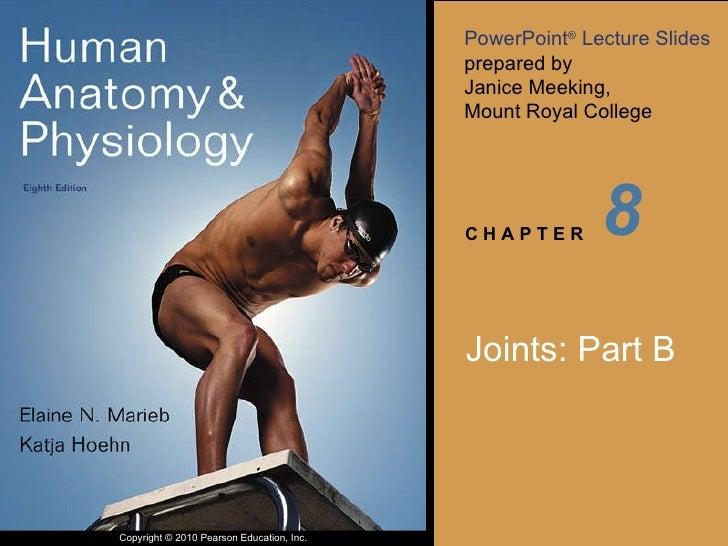 8  Joints: Part B