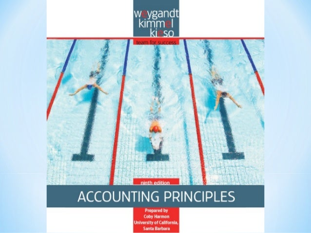Chapter    8  Fraud, Internal Control, and Cash          Accounting Principles, Ninth Edition