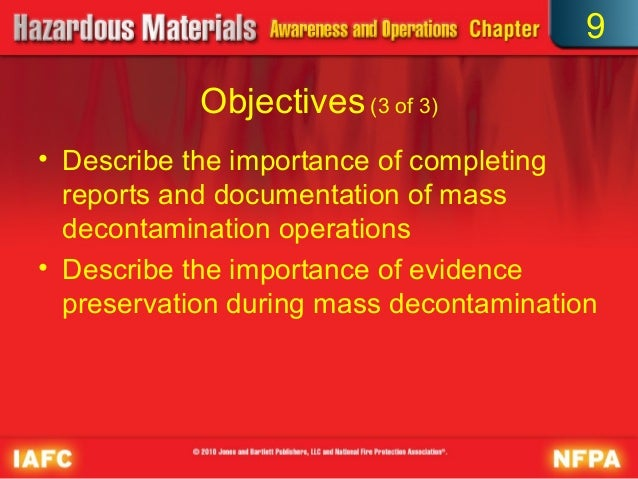 describe the three steps of the decontamination process Start studying chapter 9 cleaning and decontamination  cleaning and decontamination are important early steps in the reprocessing process the use of established.
