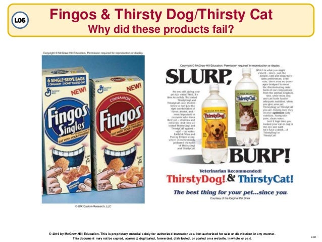 Why Did Thirsty Dog And Thirsty Cat Fail