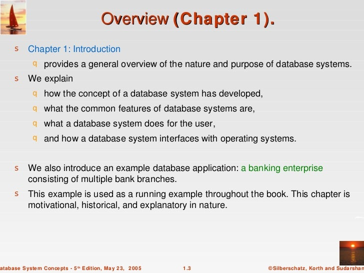 database systems concepts Find exactly what you want to learn from hundreds of how-to videos about databases  data in a database  advanced concepts that help you.