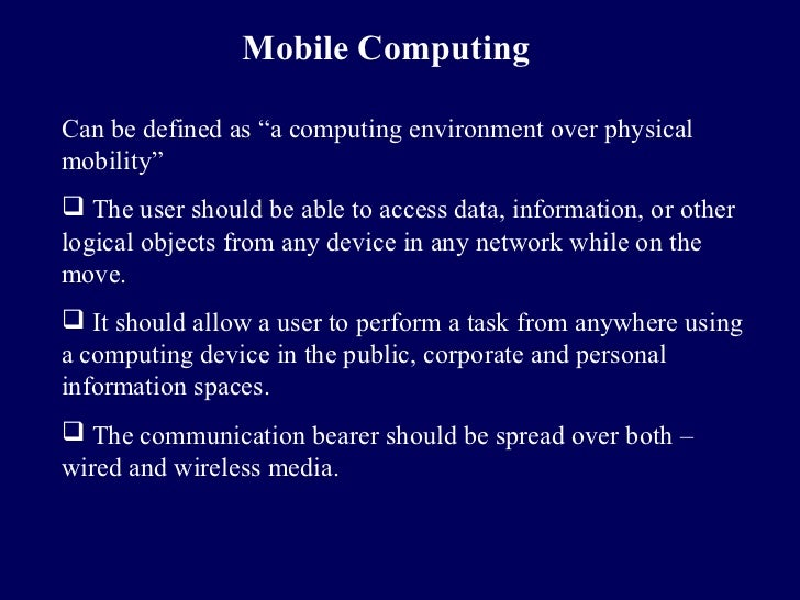 Mobile Computing Tata Mcgraw Hill Pdf