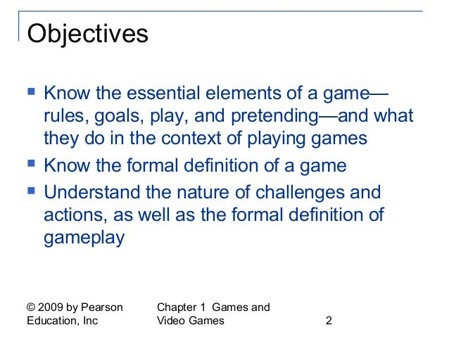 Fundamentals Of Game Design Nd Edition