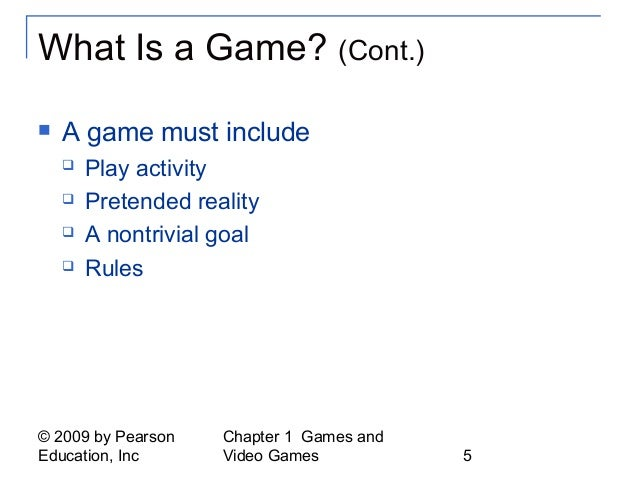 Fundamentals Of Game Design Ch - Fundamentals of game design