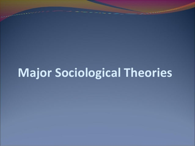 3 how does functionalism conflict and interactionism affect the approach to social change within the In sociology, a theory is a way to explain different aspects of social interactions  and to create a  émile durkheim was interested in studying the social factors  that affect it  answer fundamental questions such as why societies form and  why they change  structural functionalism, conflict theory, and symbolic  interactionism.