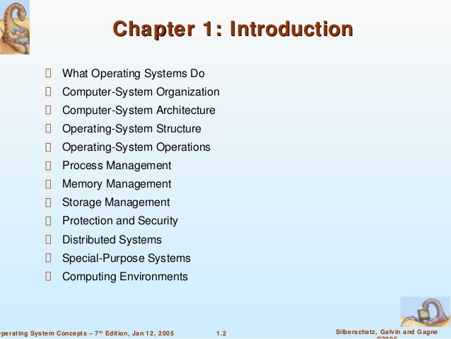 Operating System Structure Pdf