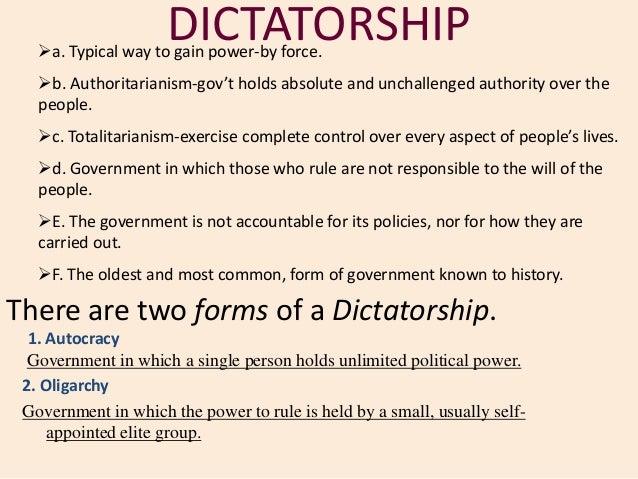 autocracy dictatorship examples - 638×479