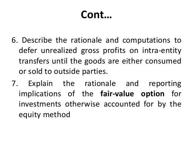 rationale for accrual accounting