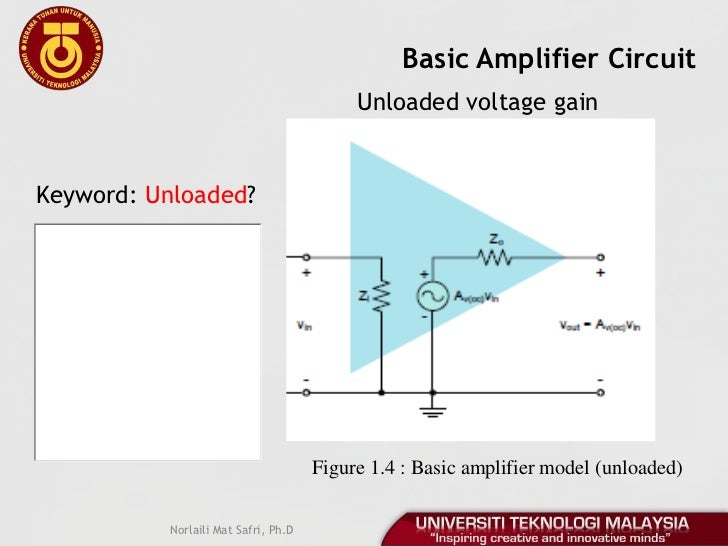 how to build a signal amplifier transistor
