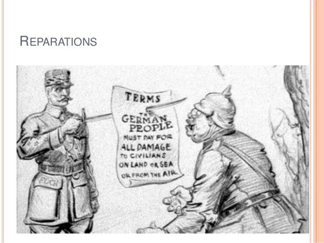an evaluation of the effects of the treaty of versailles on germany The effects of treaty of versailles over germany were as under: 1it led to the alteration in the boundary of europe by which some land was taken from germany.