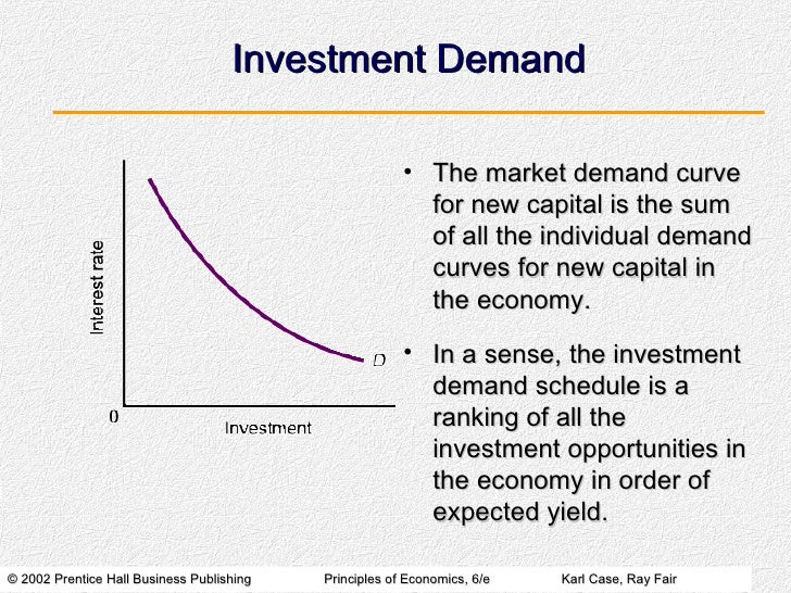 The Capital Market and the Investment Decision