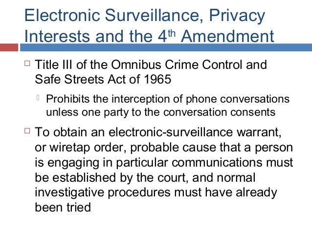 survillance privacy