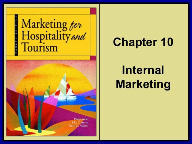relevance of internal marketing of an The importance of internal marketing is the fact that it allows management to  approach all of these activities in a much more systematic and.