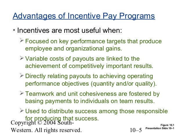 reward performance related pay It is based upon making pay increases within pay grades contingent upon  the  ability of a merit pay program to connect performance and reward is a function.