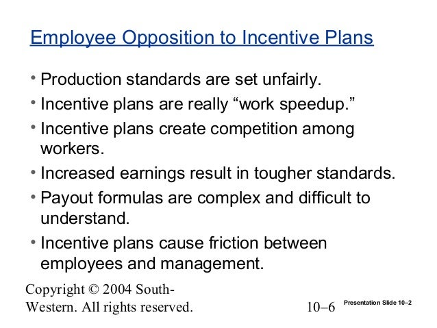 How incentive stock options work