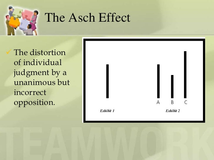 asch phenomenon Social conformity and obedience are two very powerful phenomenons in human behavior and sociology in this lesson, we discuss the two types of.