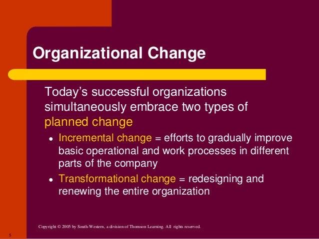 Google managing change and creativity