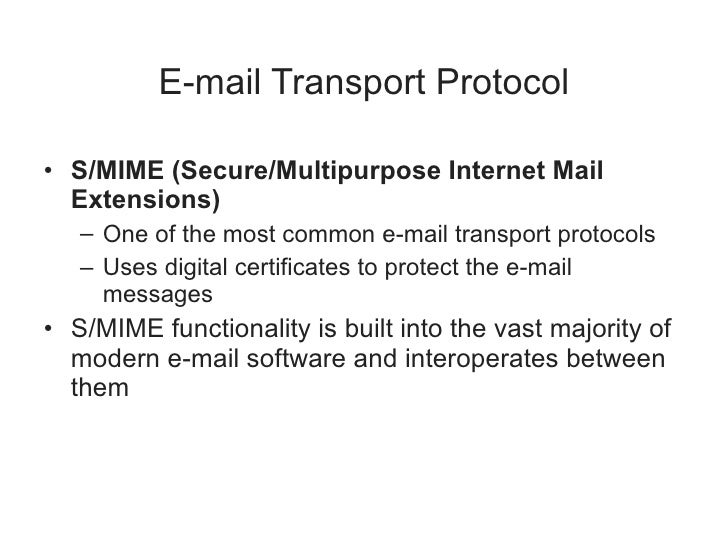 Types of VPN protocols