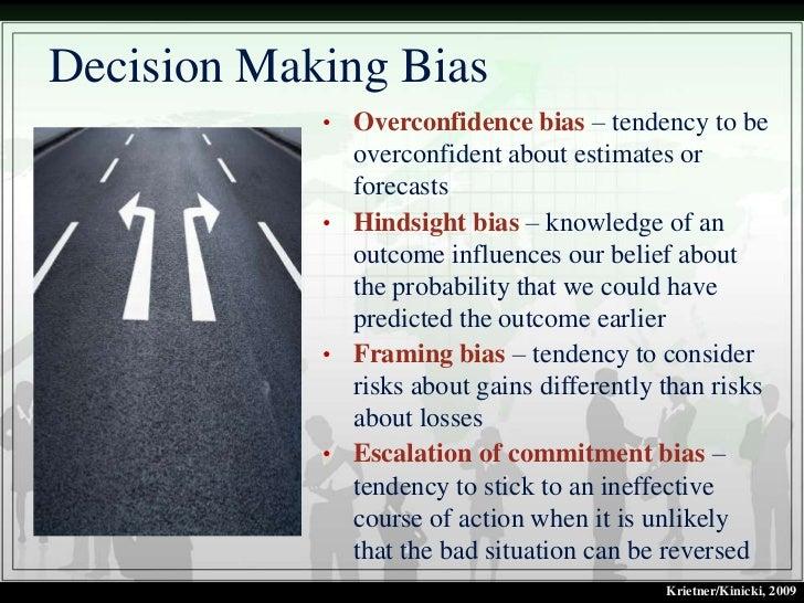 OB - Decision Making