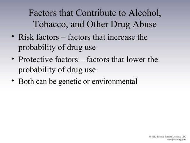 Factors That Cause Alcoholism