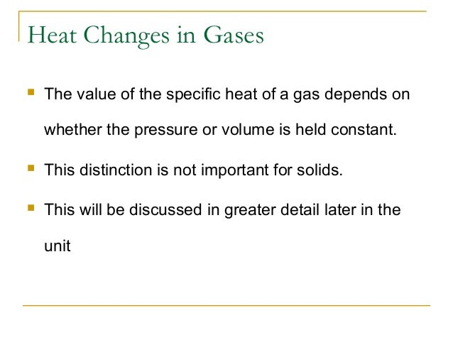 Example 12 Measuring the Specific Heat Capacity The calorimeter is made of 0.15 kg of aluminum and contains 0.20 kg of wat...