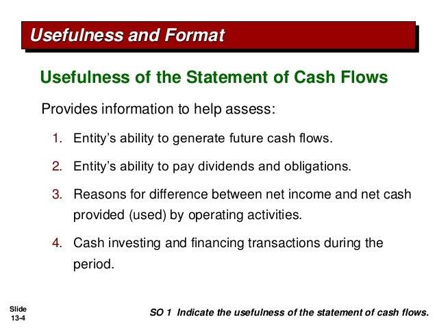 statement of cash flow