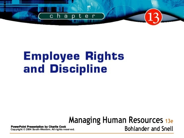 employee rights and discipline Disciplinary procedures and action against you at work your rights raise a grievance at taking disciplinary action against an employee.