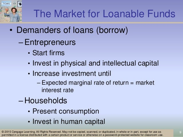 capital and interest 13