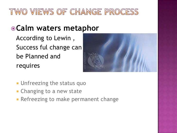 Managing Change Principles Of Management