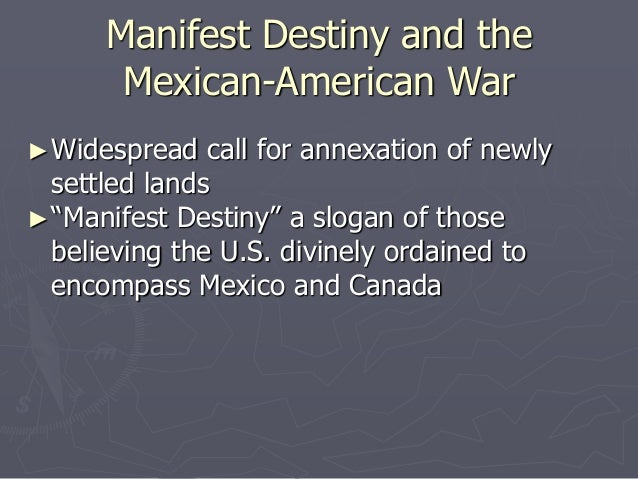 apush manifest destiny Dbq: grade 11 manifest destiny: 1820­ 1860 robin rawlins, lake region high school directions: analyze the following documents and answer the guided questions following each.